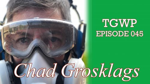 The Green Woodworker Podcast: Episode 045 Chad from Mancrafting