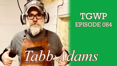 TGWP Episode 084: Tabb Adams – CrossCutVintage.com
