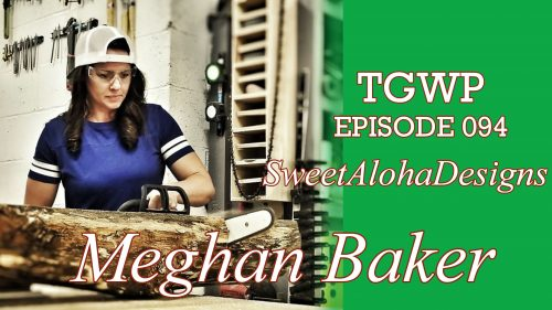 TGWP Episode 094: Meghan Baker | Sweet Aloha Designs