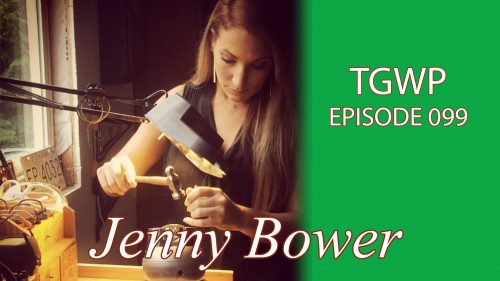 TGWP Episode 099: Jenny Bower | JBower Engraving