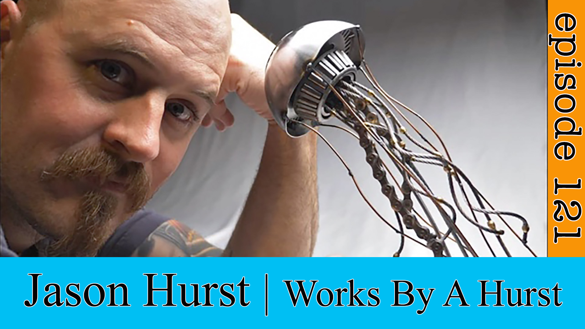 The Maker Minded Episode 121: Jason Hurst | Works By A Hurst